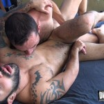 Dudes Raw Jimmie Slater and Nick Cross Bareback Flip Flop Sex Amateur Gay Porn 34 150x150 Hairy Young Jocks Flip Flop Bareback & Cream Each Others Holes