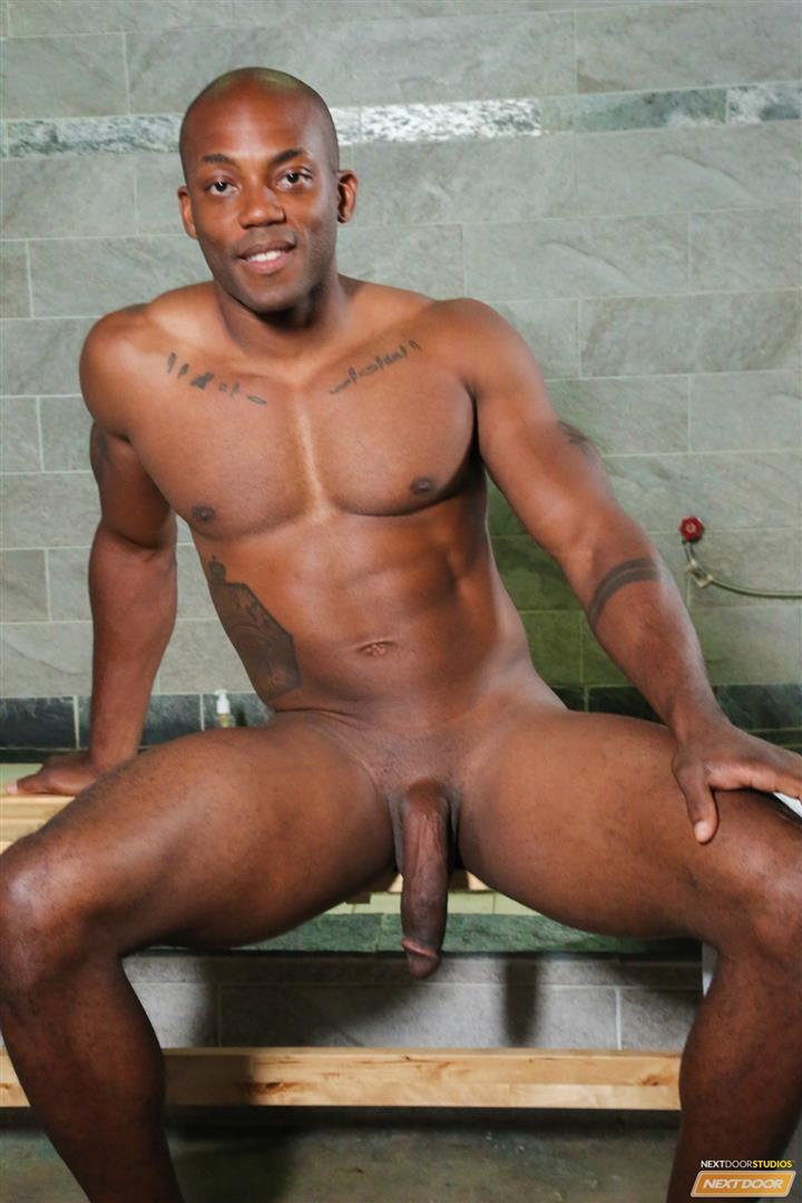 Next Door Ebony Krave Moore and Osiris Blade Big Black Cocks Dicks Fucking Amateur Gay Porn 03