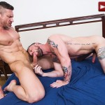Lucas Entertainment Sergeant Miles and Tomas Brand Military Guy Gets Big Uncut Cock Bareback Amateur Gay Porn 05 150x150 Army Sergeant Miles Takes A Huge Uncut Bareback Cock Up His Tight Ass