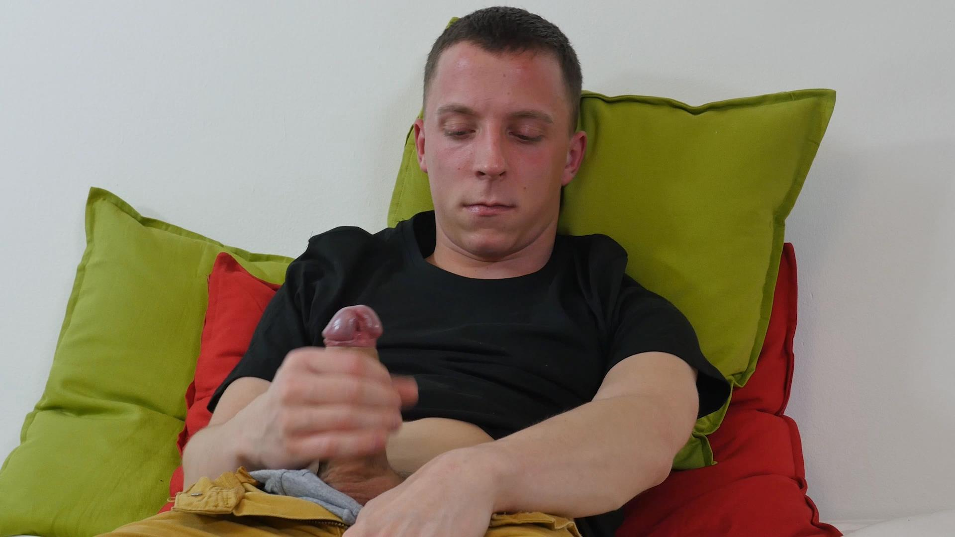 Twink Boys Party Andrew Kitt Twink With Big Uncut Cock Masturbation Amateur Gay Porn 06