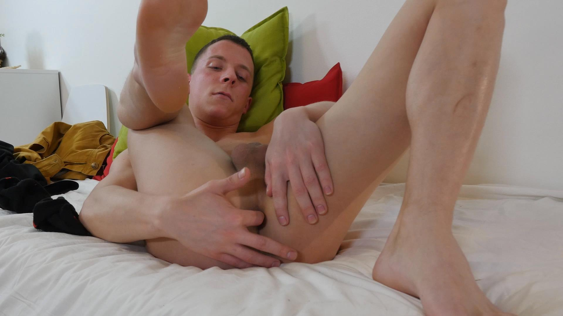 Twink Boys Party Andrew Kitt Twink With Big Uncut Cock Masturbation Amateur Gay Porn 19