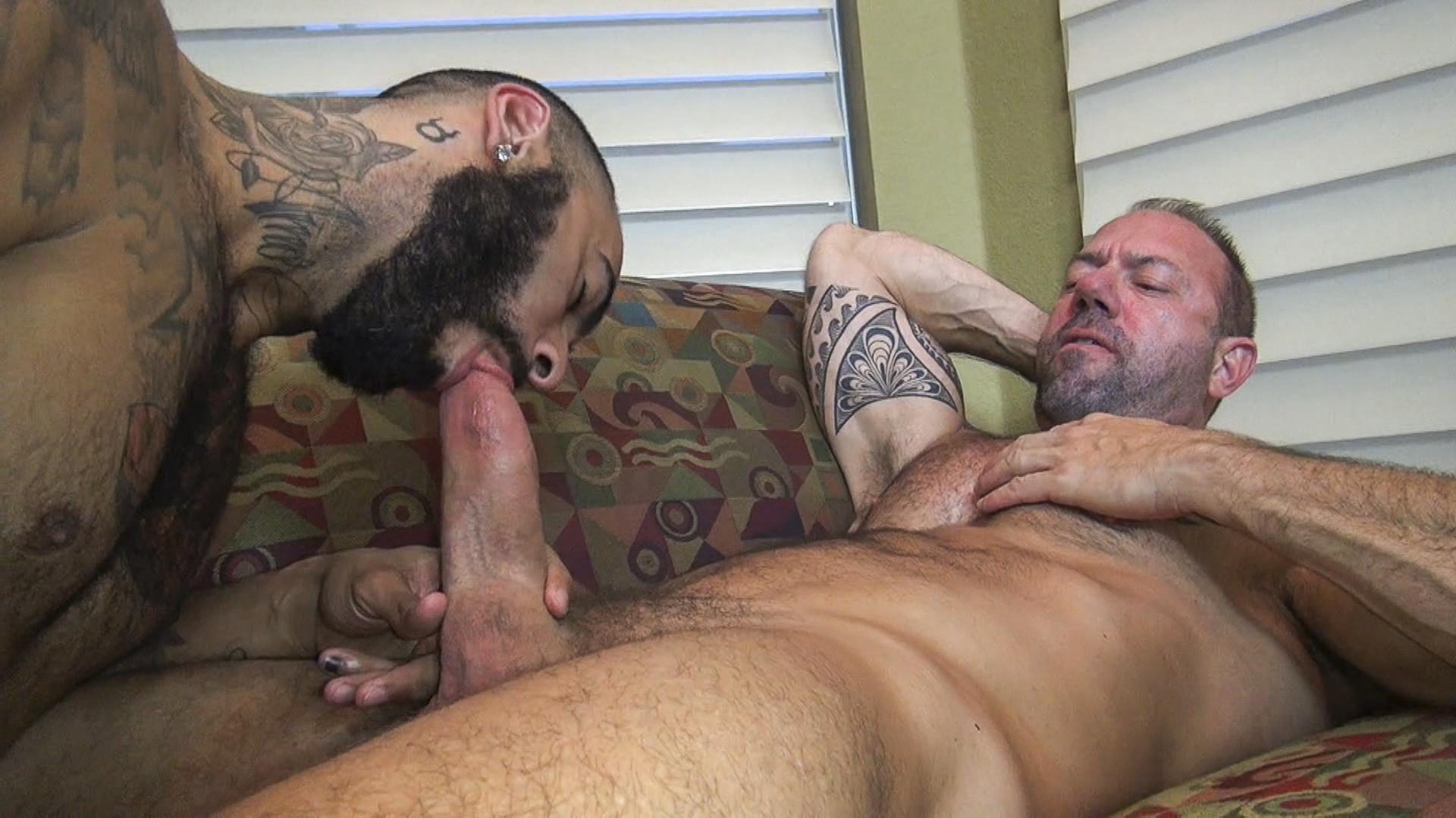 Raw Fuck Club Vic Rocco and Rikk York and Billy Warren and Job Galt Bareback Daddy Amateur Gay Porn 02