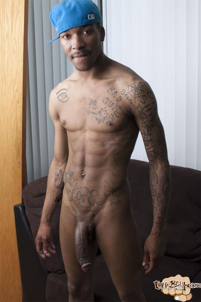 Thug Boys Black Noir Big Black Cock Jerk Off Video Amateur Gay Porn 48
