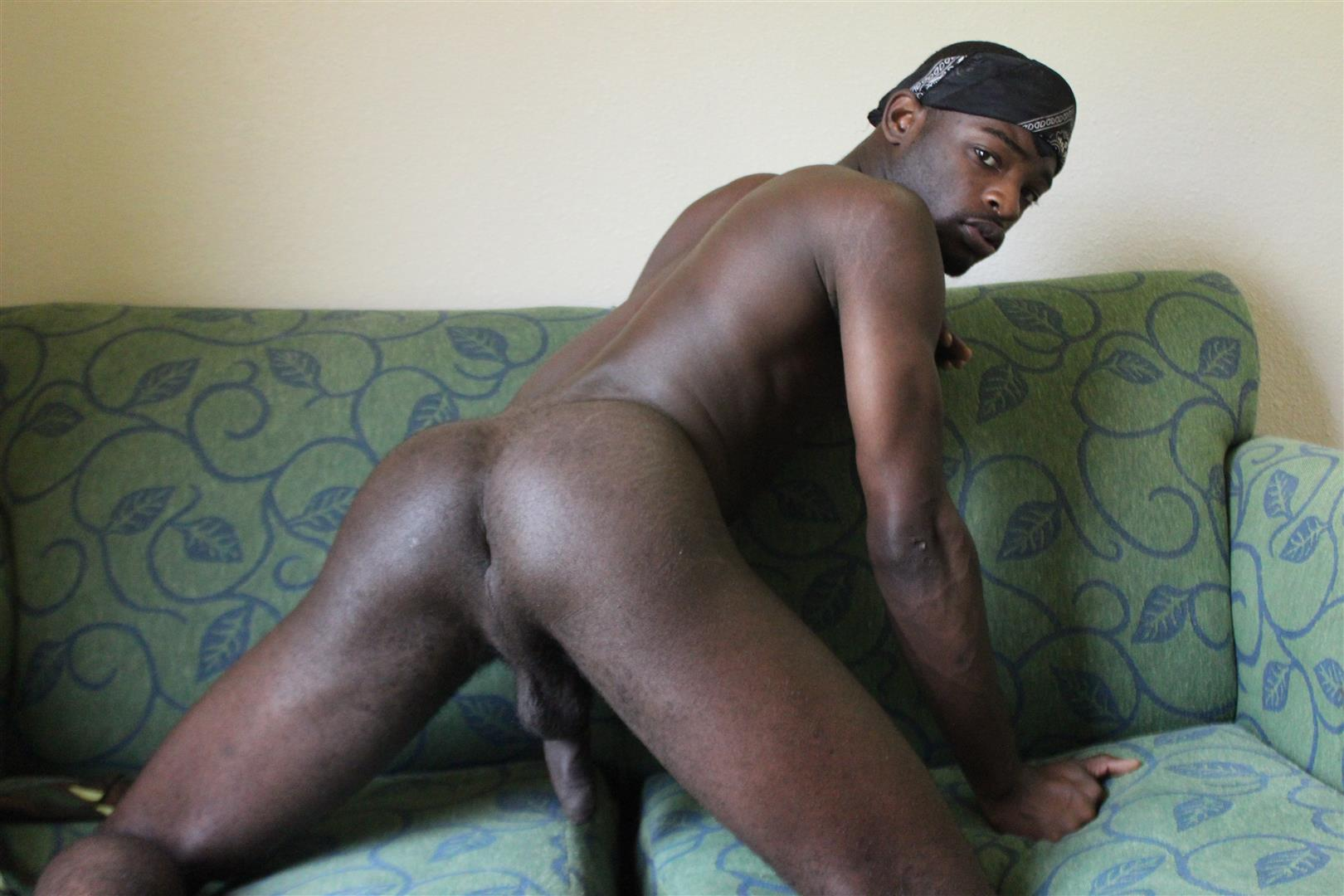 Traphouse Boys Brown and Carlos Big Black Cock Bareback Amateur Gay Porn 03