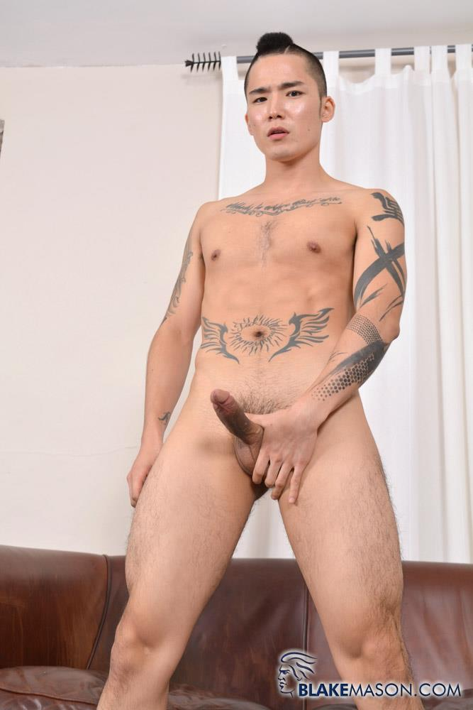 Blake Mason Yoshi Kawasaki Asian Twink Jerking Off Amateur Gay Porn 08
