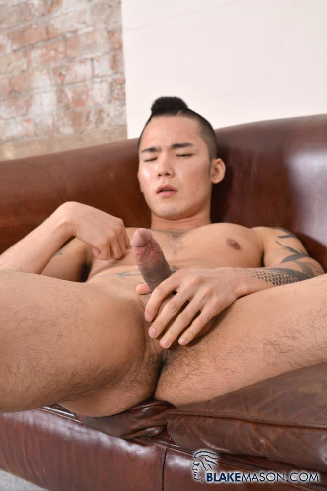 Blake Mason Yoshi Kawasaki Asian Twink Jerking Off Amateur Gay Porn 13