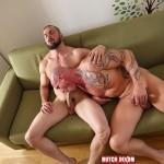 Butch Dixon Erik Lenn and Mike Bourne Masculine Guys Fucking Bareback Amateur Gay Porn 09 150x150 Beefy Masculine Guys Fucking Bareback With A Big Uncut Cock
