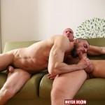 Butch Dixon Erik Lenn and Mike Bourne Masculine Guys Fucking Bareback Amateur Gay Porn 11 150x150 Beefy Masculine Guys Fucking Bareback With A Big Uncut Cock