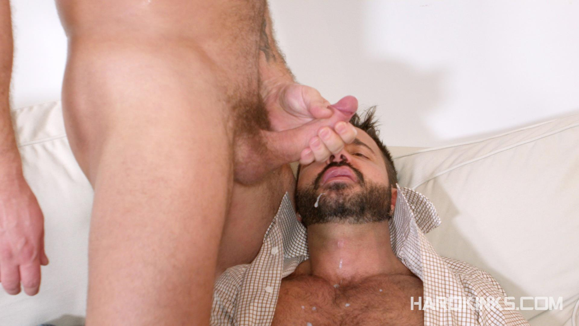 Hardkinks Jessy Ares and Martin Mazza Hairy Alpha Male Amateur Gay Porn 12