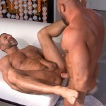 Titanmen Titan Hunter Marx and Dirk Caber Hairy Muscle Daddy Fuck Amateur Gay Porn 41 150x150 Dirk Carber Gets Fucked Hard By Another Muscle Daddy With A Thick Cock