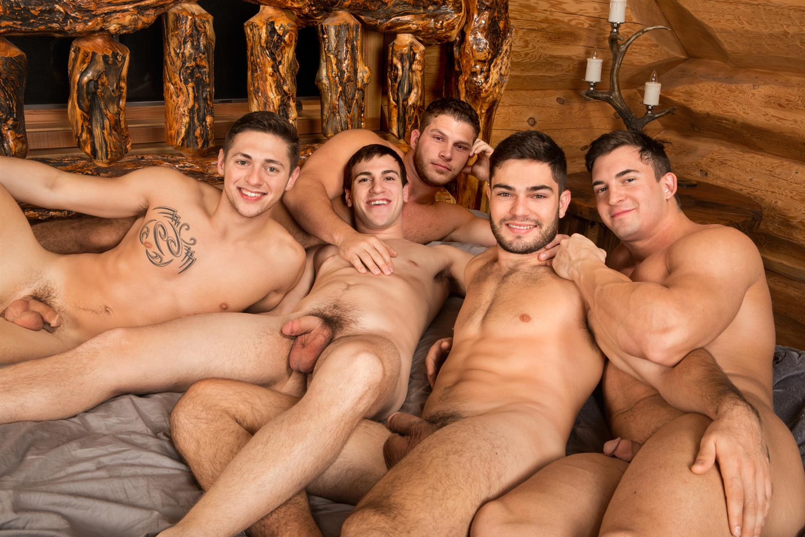 Sean Cody Winter Getaway Day 1 Big Dick Hunks Fucking Bareback Amateur Gay Porn 08