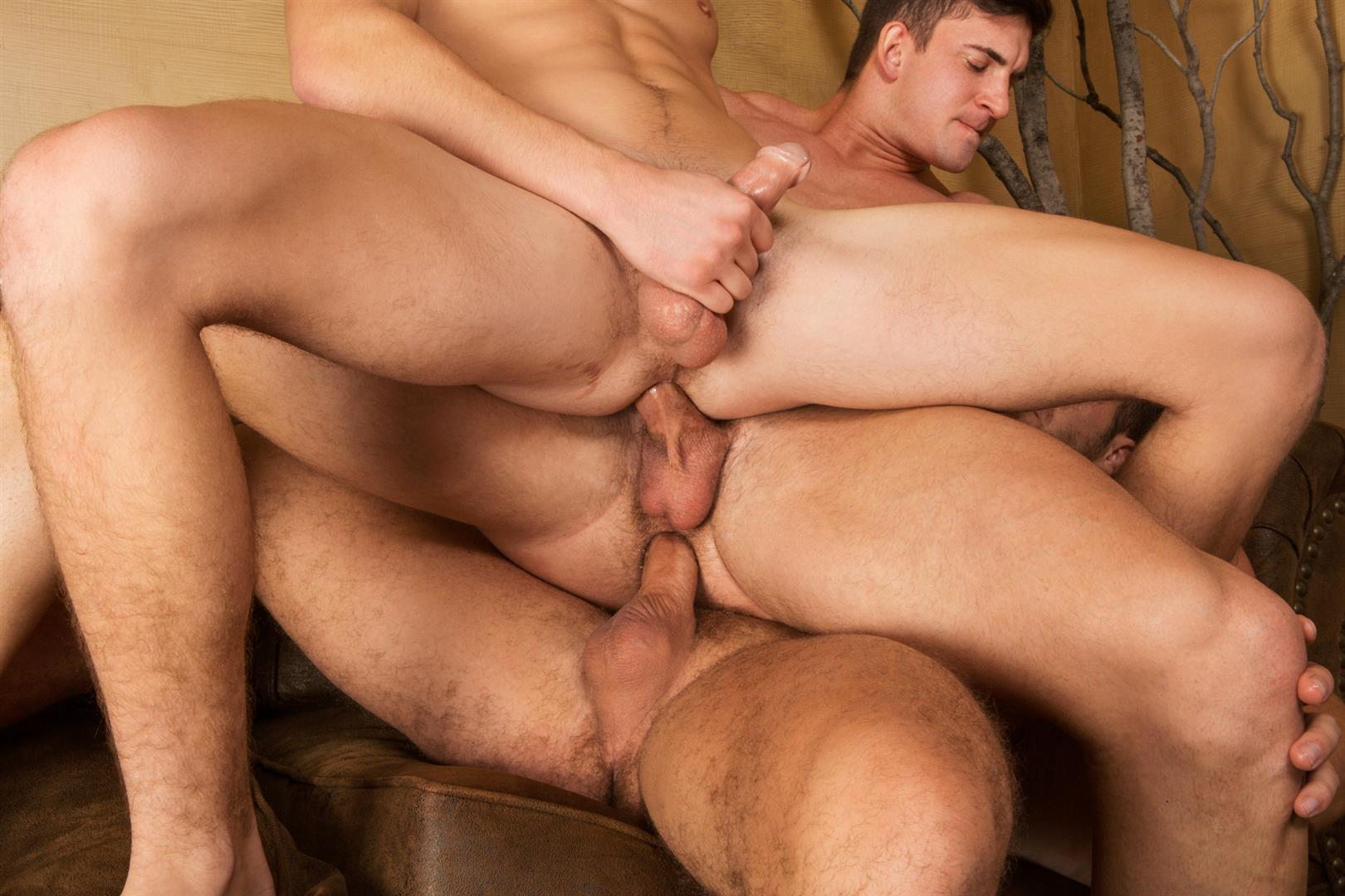Sean Cody Winter Getaway Day 2 Big Dick Hunks Fucking Bareback Amateur Gay Porn 24