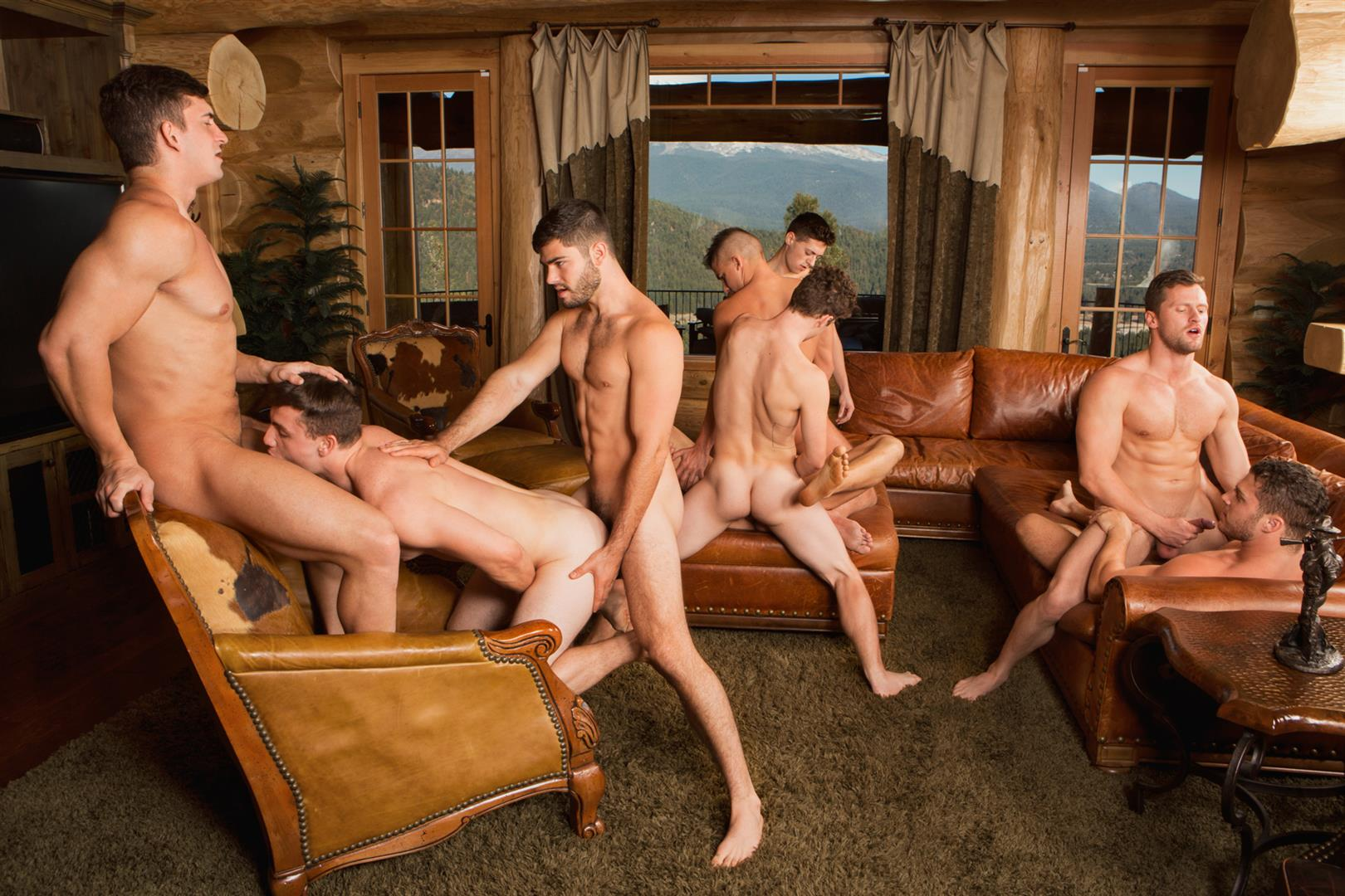 Sean Cody Winter Getaway Day 5 Big Dick Hunks Fucking Bareback Amateur Gay Porn 14