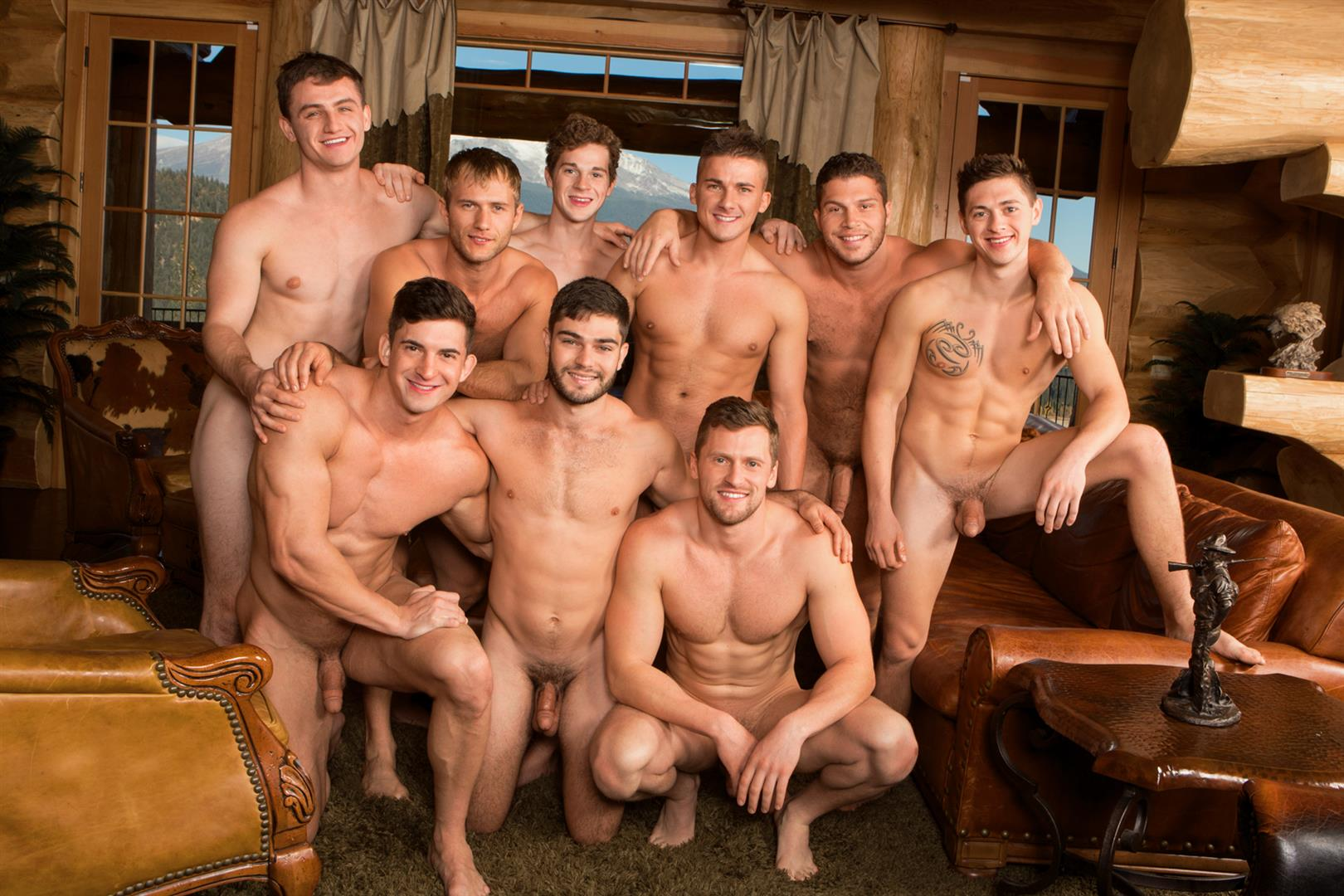 Sean Cody Winter Getaway Day 5 Big Dick Hunks Fucking Bareback Amateur Gay Porn 16