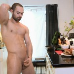 Maskurbate Muscle Hunk With A Big Uncut Cock Jerking Off Amateur Gay Porn 04 150x150 The Naked Chef Jerks His Big Uncut Cock In The Kitchen