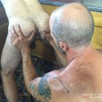 Hot Older Male Dave Rex and Anthony Naxos Thick Daddy Cock Amateur Gay Porn 12 150x150 Getting Fucked By A Daddy With A Big Thick Hairy Cock