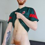 Bentley Race Tomas Kyle Redheaded Jock With A Big Uncut Cock 08 150x150 Ginger Jock Busts Out His Big Uncut Cock And Hairy Balls