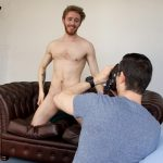 Bentley Race Tomas Kyle Redheaded Jock With A Big Uncut Cock 27 150x150 Ginger Jock Busts Out His Big Uncut Cock And Hairy Balls